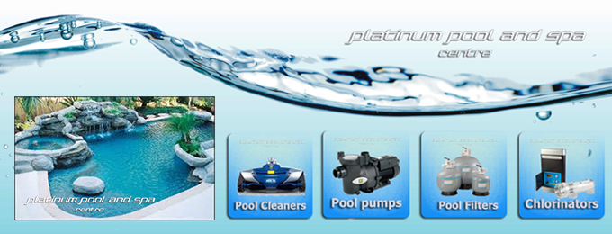 Pool products banner