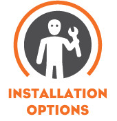 Installation options