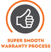 Smooth warranty Process
