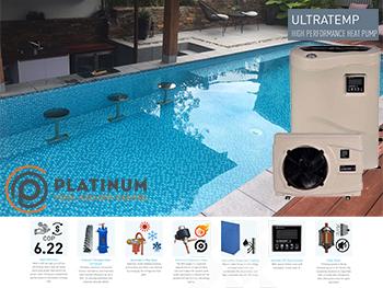 Pentair Ultratemp Hx Heat Pump 9 5kw Heat Pump Uthp 9 Hx
