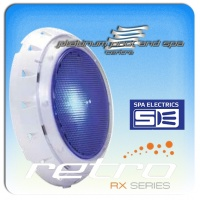 spa electrics gk7 led colour retro light